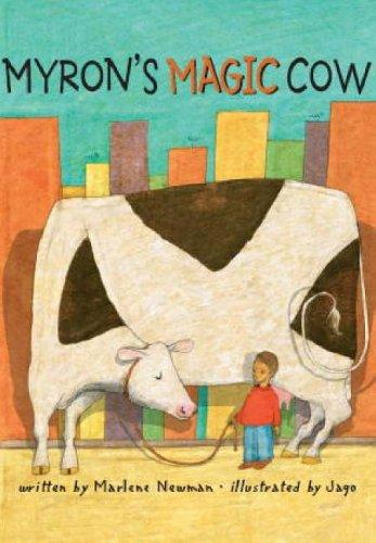 Myrons Magic Cow Marlene Newman