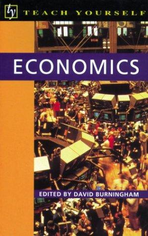 Green Economics  by  David Burningham