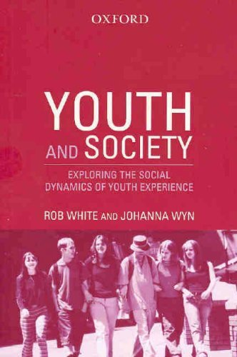 Youth and Society Rob White