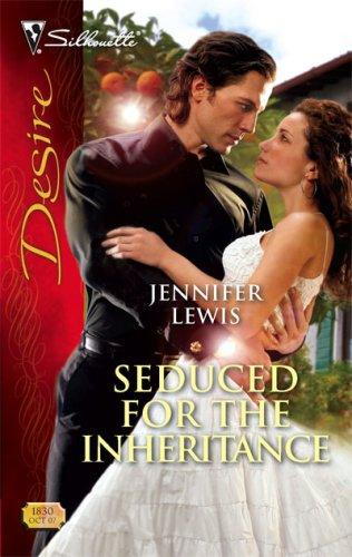 Seduced for the Inheritance Jennifer Lewis