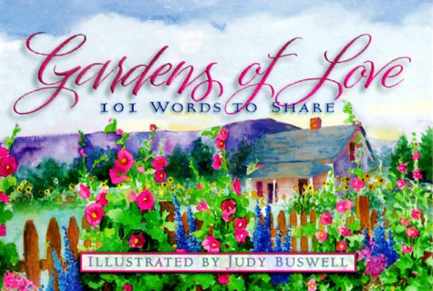 Gardens of Love: Easelette  by  Rhonda S. Hogan