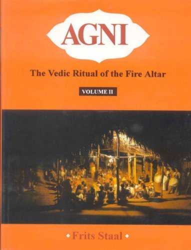 Agni: The Vedic Ritual Of The Fire Altar. 2v. Rep. With All Tapes  by  Frits Staal