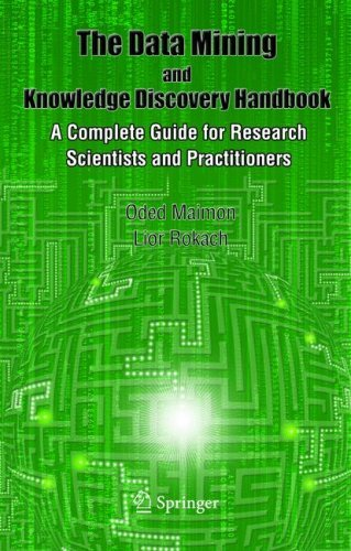 Data Mining And Knowledge Discovery Handbook  by  Oded Z. Maimon
