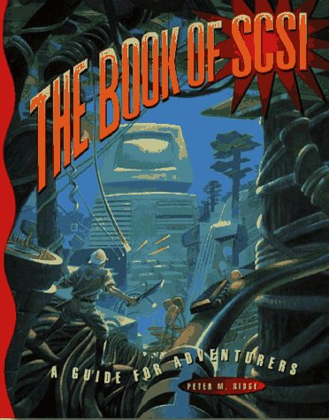The Book of SCSI  by  Peter M. Ridge
