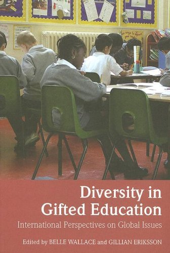 Diversity In Gifted Education: International Perspectives On Global Issues  by  Belle Wallace