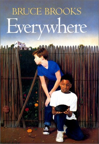 Everywhere Bruce Brooks