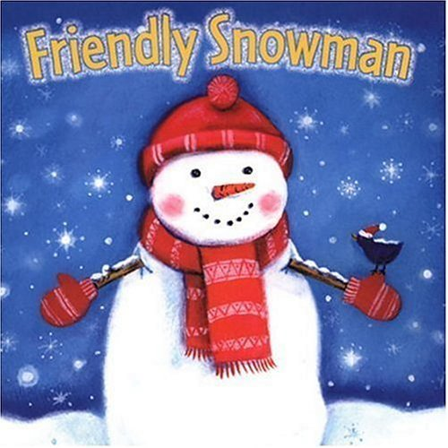 Friendly Snowman Catherine Shoolbred