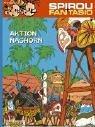 Aktion Nashorn (Spirou und Fantasio, #4)  by  André Franquin
