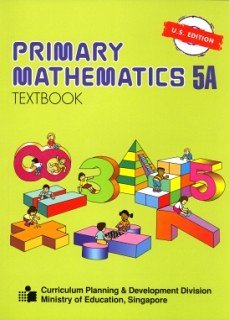 Primary Math Textbook 5A  by  Singapore Math