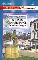 Surprise Inheritance (Mills & Boon M&B) (Millionaire, Montana - Book 3)  by  Charlotte Douglas