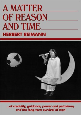 A Matter of Reason and Time  by  Herbert Reimann