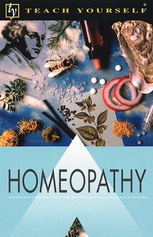 Teach Yourself Homeopathy  by  Gillian Stokes