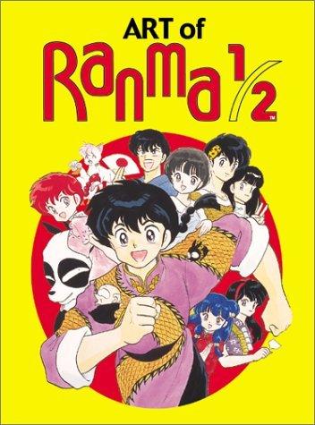 The Art of Ranma 1/2 Rumiko Takahashi