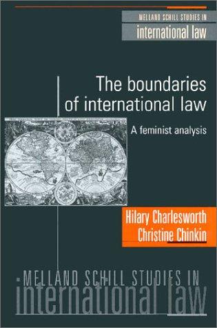 Fault Lines Internationl Legitimacy Hilary Charlesworth