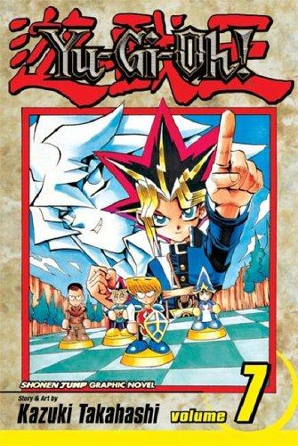 Yu-Gi-Oh!, Vol. 7 Kazuki Takahashi
