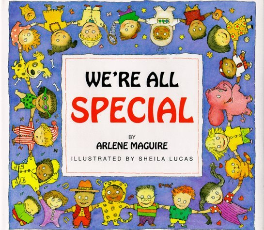 Were All Special (Environmental Adventure Series) Arlene H. Maguire