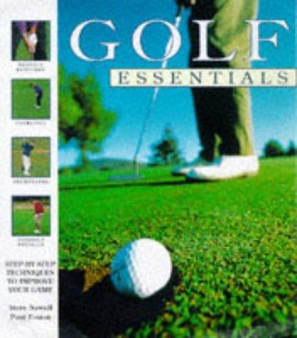 Golf Essentials Steve Newell