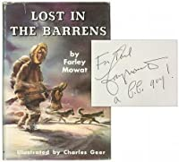lost barrens Lost in the barrens (book) : mowat, farley : awasin, a cree indian boy, and jamie, a canadian orphan living with his uncle, the trapper angus macnair, are enchanted by the magic of the great arctic wastes they set out on an adventure that proves longer and more dangerous than they could have imagined.
