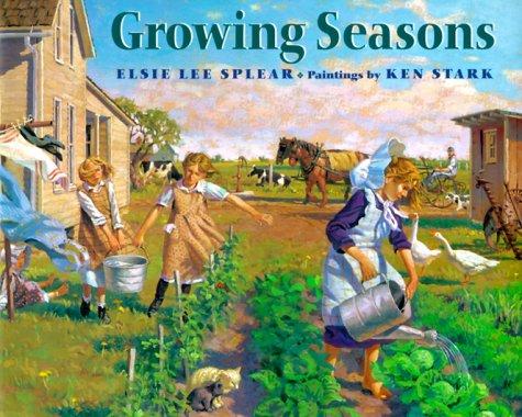Growing Seasons  by  carolyn pratt