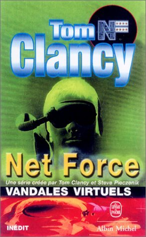Vandales virtuels (Tom Clancys Net Force Explorers, #1)  by  Diane Duane