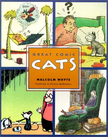Great Comic Cats Malcolm Whyte