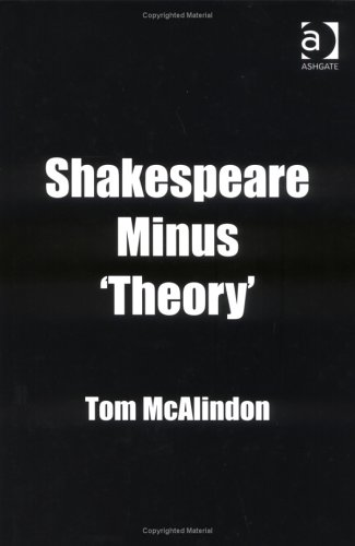 Shakespeare Minus Theory T. McAlindon