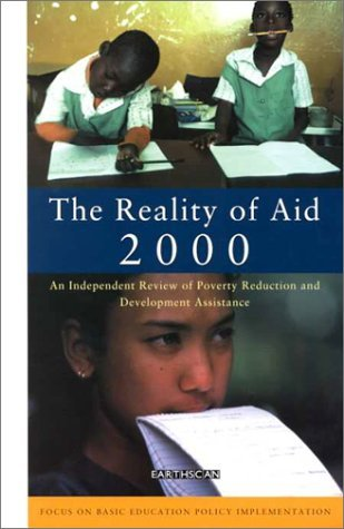 The Reality Of Aid 2000  by  Judith Randel