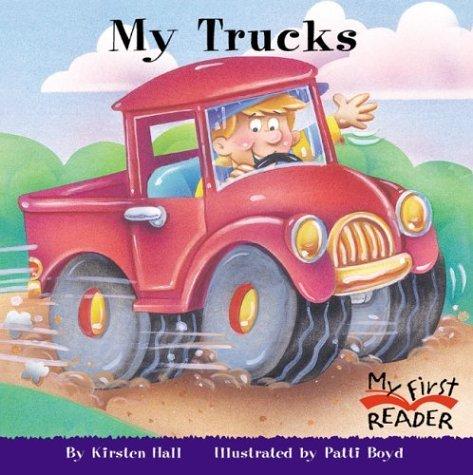 My Trucks  by  Kirsten  Hall