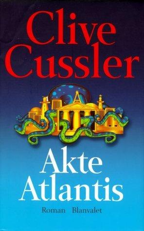 Akte Atlantis Clive Cussler