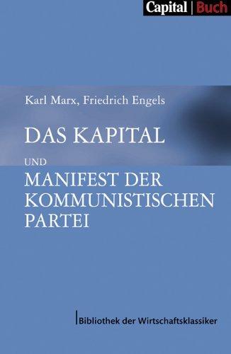 Das Kapital/Das kommunistische Manifest Karl Marx