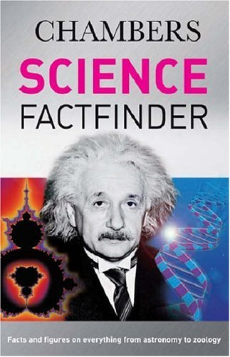 Chambers Science Factfinder Chambers