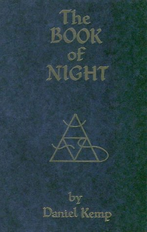 The Book Of Night: Legends Of Shadow And Silence  by  Daniel Kemp