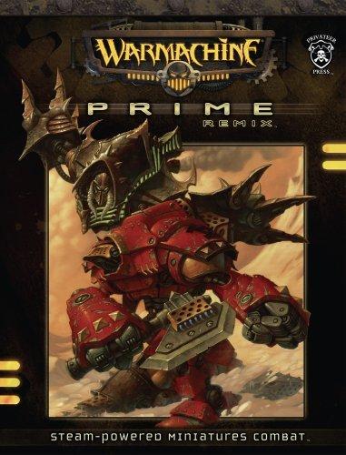 Warmachine: Prime Remix Privateer Press