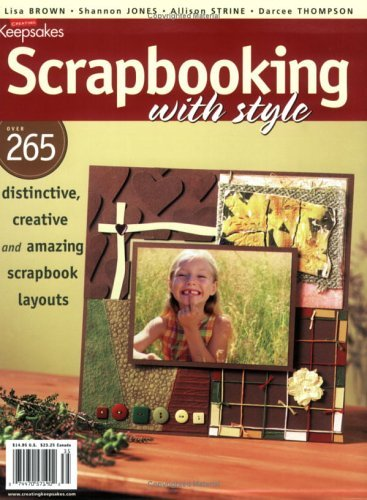 Scrapbooking with Style Lisa  Brown