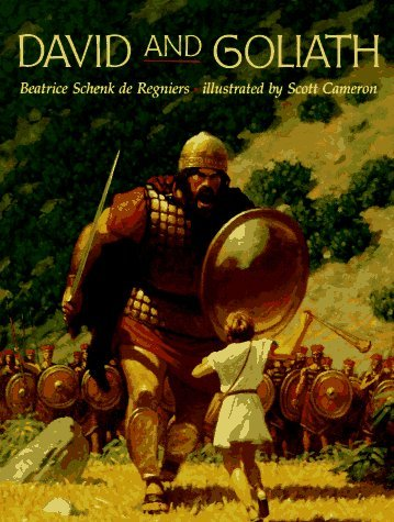 David And Goliath Beatrice Schenk De Regniers