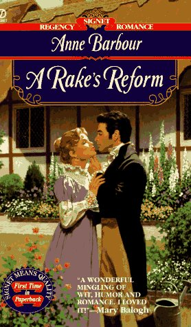 A Rakes Reform  by  Anne Barbour