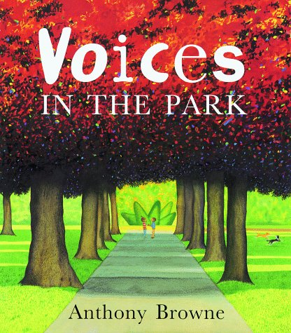 Voices in the Park Anthony Browne