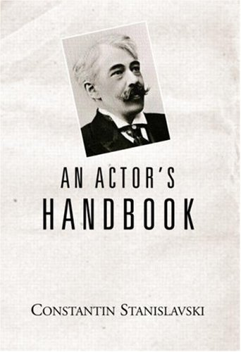 An Actors Handbook Konstantin Stanislavski
