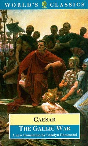 The Gallic War  by  Caius Iulius Caesar