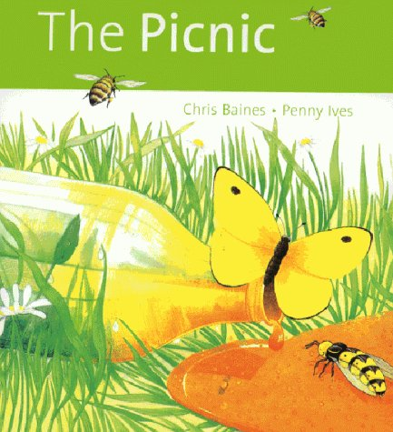 Picnic (Ecology Story Books) Chris Baines