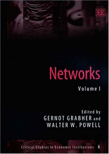 Networks  by  Gernot Grabher