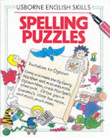 Spelling Puzzles Jenny Tyler