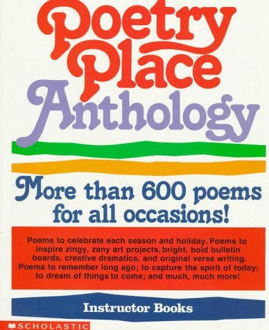Poetry Place Anthology  by  Rosemary Alexander