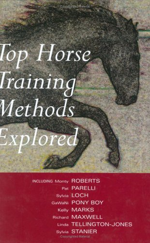 Top Horse Training Methods Explored  by  Anne Wilson