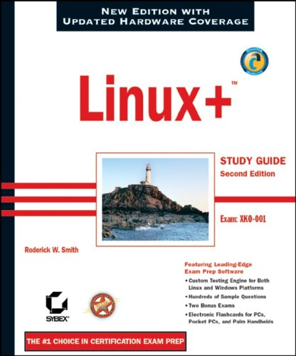 Linux+ Study Guide (XK0-001) Roderick W. Smith
