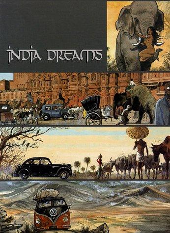 India Dreams : Coffret en 5 volumes  by  Jean-François Charles