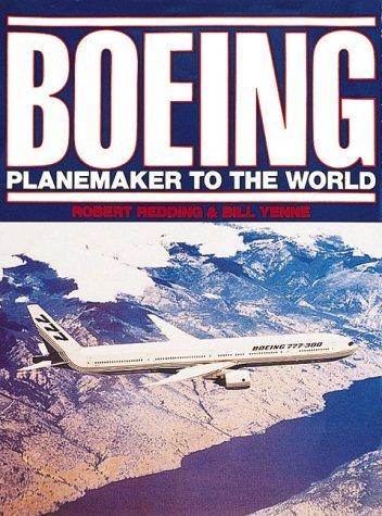 Boeing: Planemaker To..World(ppr/Br Robert Redding