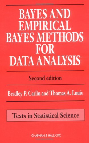 Bayes and Empirical Bayes Methods for Data Analysis Bradley P. Carlin