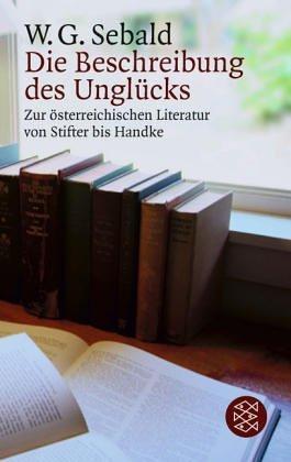 Die Beschreibung des Unglücks. Zur österreichischen Literatur von Stifter bis Handke W.G. Sebald