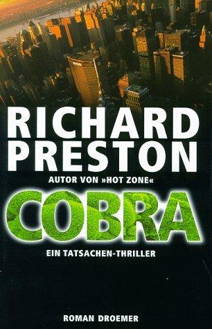 Cobra Richard   Preston